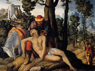 July 14; 15th Sunday in Ordinary Time; Year C