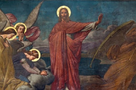 Feb 18; 1st Sunday of Lent, Year B