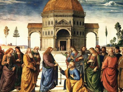 September 15; 24th Sunday in Ordinary Time; Year B