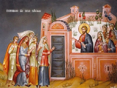Nov 12; 32nd Sunday in Ordinary Time, Year A