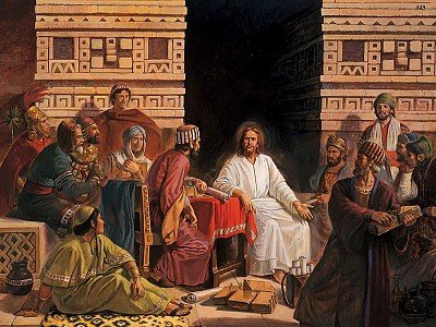 February 3; 4th Sunday in Ordinary Time; Year C