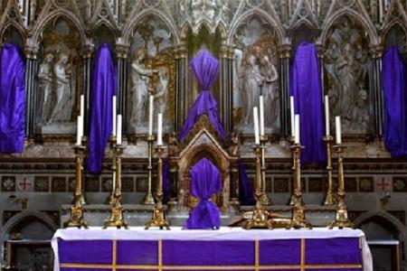 Mar 18; 5th Sunday in Lent, Year B
