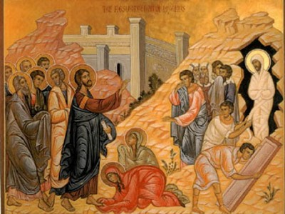 Apr 2; 5th Sunday of Lent Year A