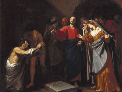March 29; 5th Sunday of Lent; Year A