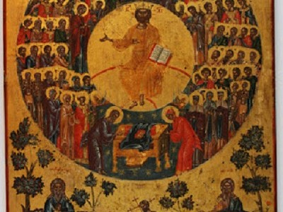 Nov 1; Solemnity of All Saints, 2017