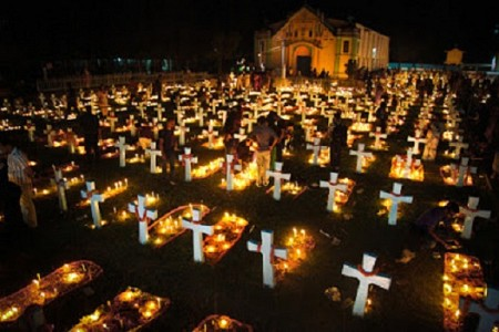 Nov 2; Commemoration of All the Faithful Departed, 2017