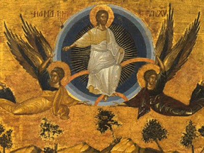 May 25; Solemnity of the Ascension of Our Lord 2017