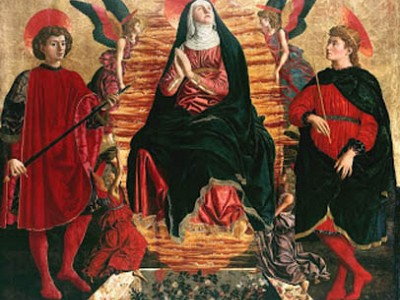 Aug 14; External Solemnity of the Assumption of the Blessed Virgin Mary
