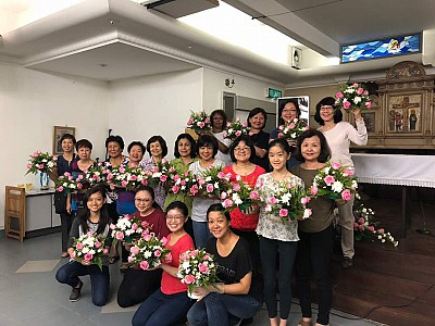 [Recap] Basic Flower Arrangement Workshop