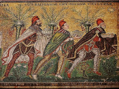 Jan 8; Solemnity of the Epiphany of the Lord