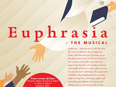 Euphrasia - The Musical [Ticket Sales @ KA on the 23rd and 24th Feb 2019]