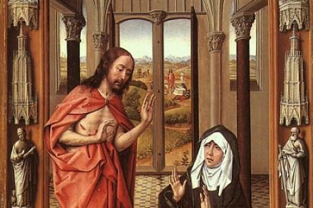 Kristus Aman Feast Day Triduum Day 1