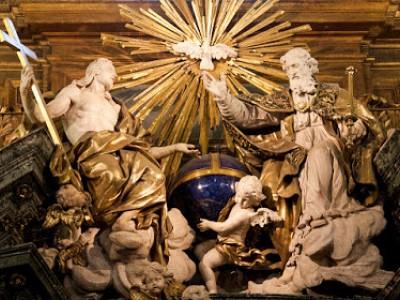 June 16; Most Holy Trinity Sunday; Year C