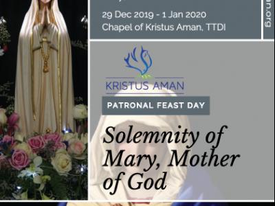 KA Feast Day 2019/2020
