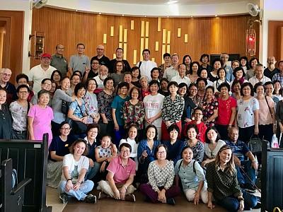 Kristus Aman's Pilgrimage to Malacca