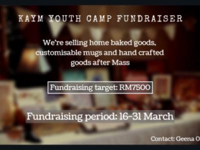 KAYM Youth Camp Fundraiser