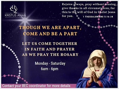 KA Daily Chain Rosary