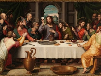 Mar 29; Maundy Thursday 2018