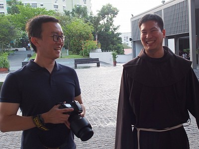 Sacerdotal Ordination of Friar Esmond Chua - Through a Photographer's Lens
