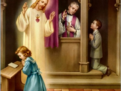 The Sacrament of Penance & Reconciliation