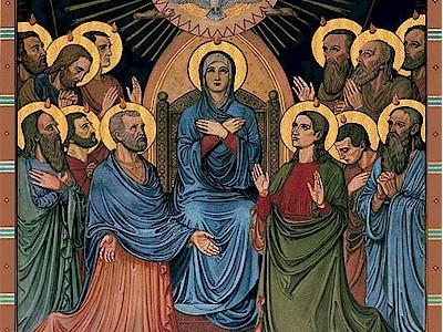 May 20; Pentecost 2018