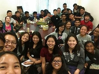 Kristus Aman Confirmation Class of 2015-2016