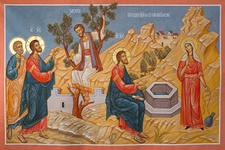 Mar 19; Third Sunday of Lent Year A
