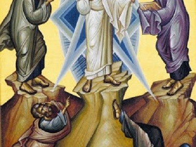 Aug 6; Feast of the Transfiguration of Our Lord, Year A