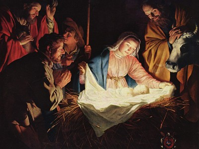 The Nativity: The Birth of the Saviour