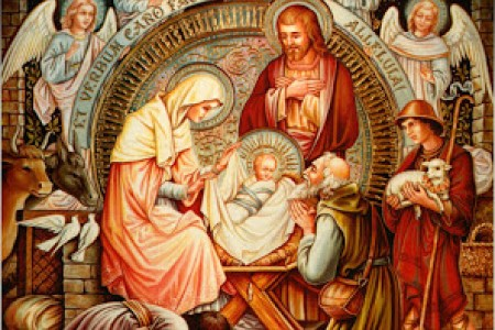 December 25; Christmas Mass at Dawn; Year B