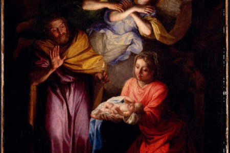 December 25; Christmas Mass of the Day; Year B