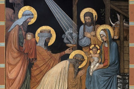 January 3; Solemnity of the Epiphany of the Lord; Year B