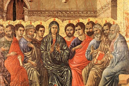 June 9; Pentecost; Year C
