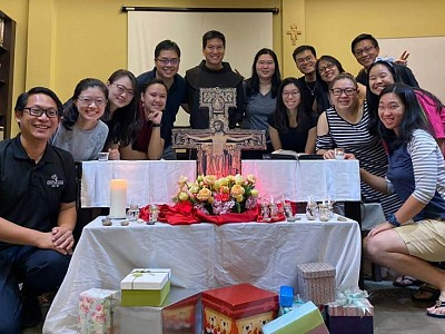 SWAG RETREATS 2019 with Fr Esmond Chua, OFM