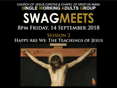 SWAGmeets: CATHOLICISM by Bishop Barron - Session Two