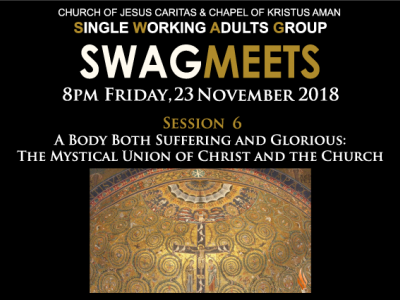 SWAGmeets: CATHOLICISM by Bishop Barron - Session Six