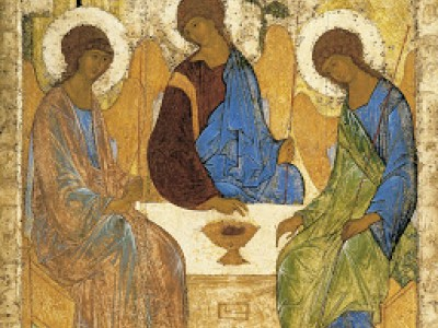 June 7; Solemnity of the Most Holy Trinity; Year A